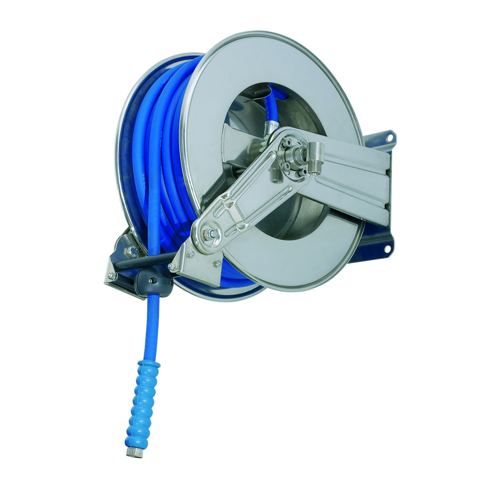 AV1100 400 - Hose reels for Water -  High Pressure up to 400 BAR/5800 PSI