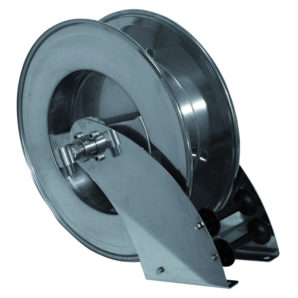 AV800 400 - Hose reels for Water -  High Pressure up to 400 BAR/5800 PSI