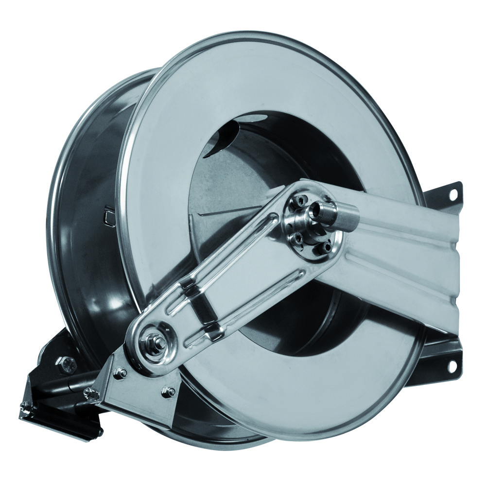 AV815 400 - Hose reels for Water -  High Pressure up to 400 BAR/5800 PSI