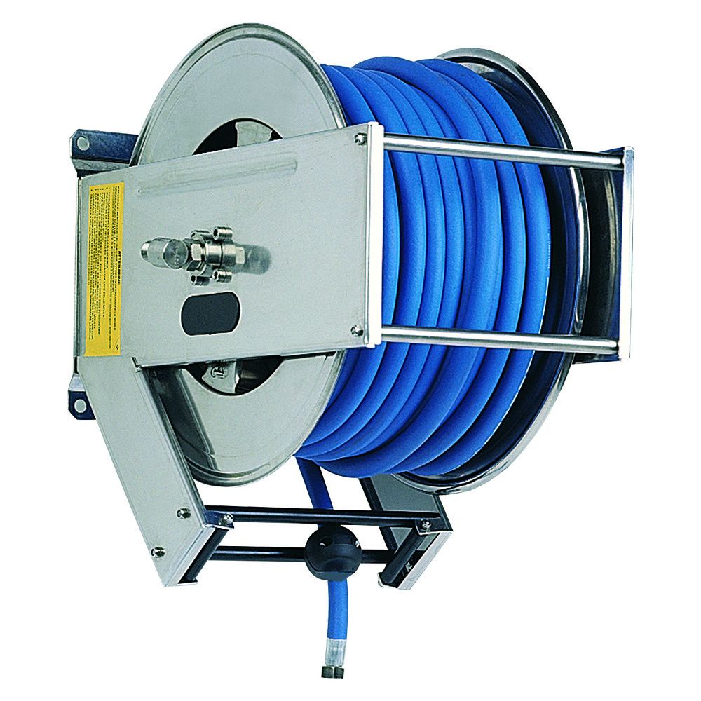 AV4500 400 - Hose reels for Water -  High Pressure up to 400 BAR/5800 PSI