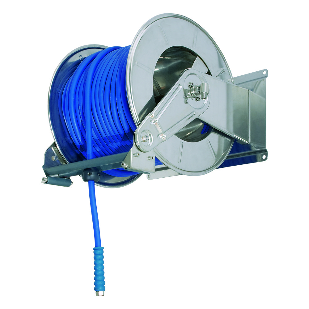 AV6300 400 - Hose reels for Water -  High Pressure up to 400 BAR/5800 PSI