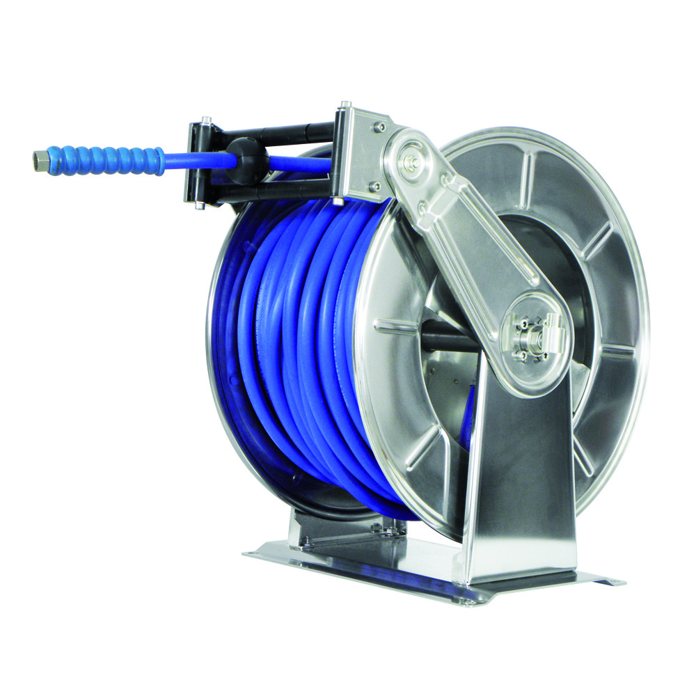 AV6200 400 - Hose reels for Water -  High Pressure up to 400 BAR/5800 PSI