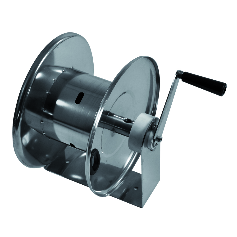 AVM9002 400 - Hose reels for Water -  High Pressure up to 400 BAR/5800 PSI