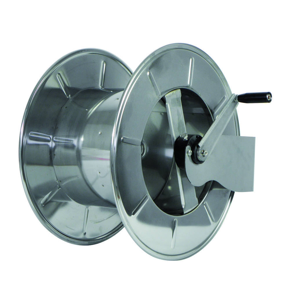 AVM9921 400 - Hose reels for Water -  High Pressure up to 400 BAR/5800 PSI