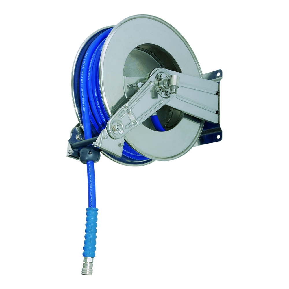 AV1000 600 - Hose reels for Water - High Pressure up to 600 BAR/8700 PSI