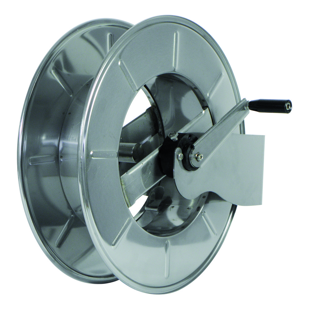 AVM9918 600 - Hose reels for Water - High Pressure up to 600 BAR/8700 PSI