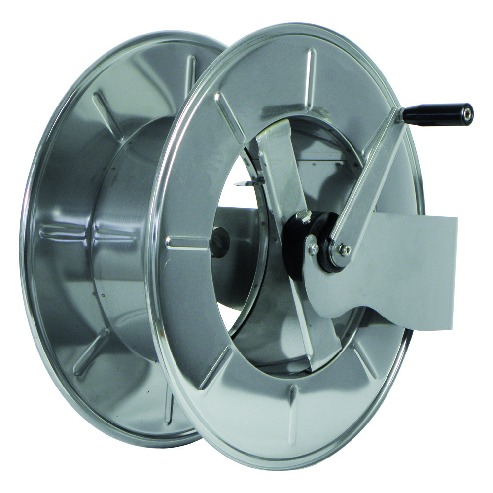 AVM9919 600 - Hose reels for Water - High Pressure up to 600 BAR/8700 PSI