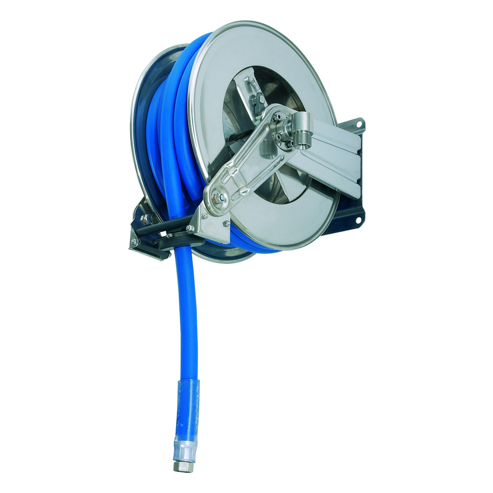 AV1200 - Hose reels for Water - High Flow 0-100 BAR/ 0-1450 PSI
