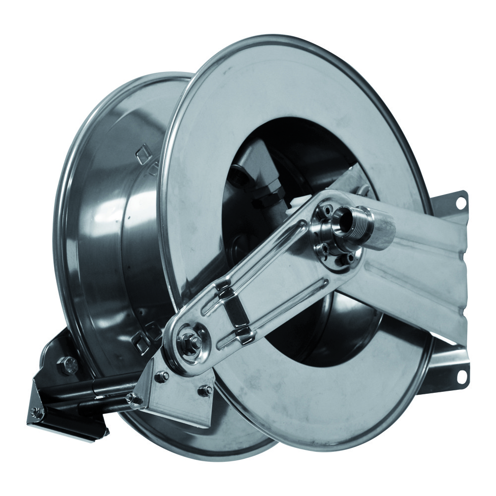 AV813 - Hose reels for Water - High Flow 0-100 BAR/ 0-1450 PSI