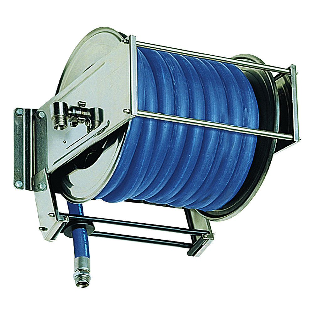 AV5000 - Hose reels for Water - High Flow 0-100 BAR/ 0-1450 PSI