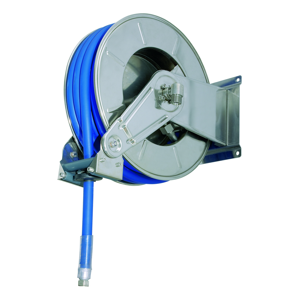 AV3501 - Hose reels for Water - High Flow 0-100 BAR/ 0-1450 PSI