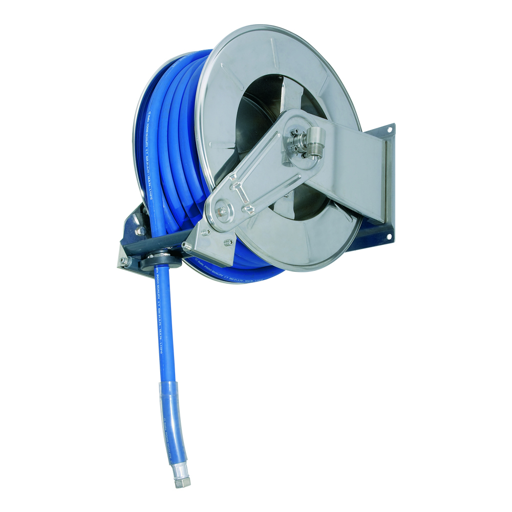 AV3502 - Hose reels for Water - High Flow 0-100 BAR/ 0-1450 PSI