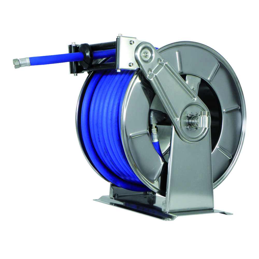 AV3503 - Hose reels for Water - High Flow 0-100 BAR/ 0-1450 PSI