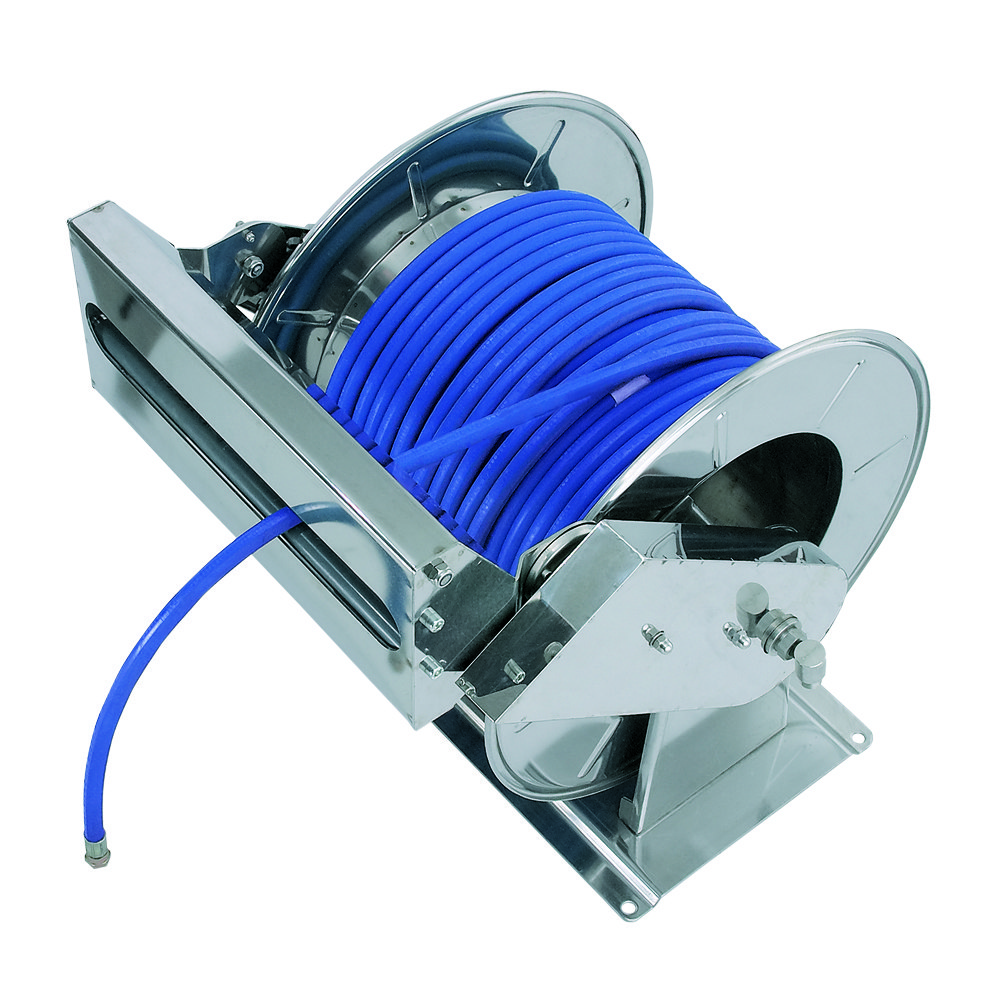 AV6001 SP - Hose reels for Water - High Flow 0-100 BAR/ 0-1450 PSI
