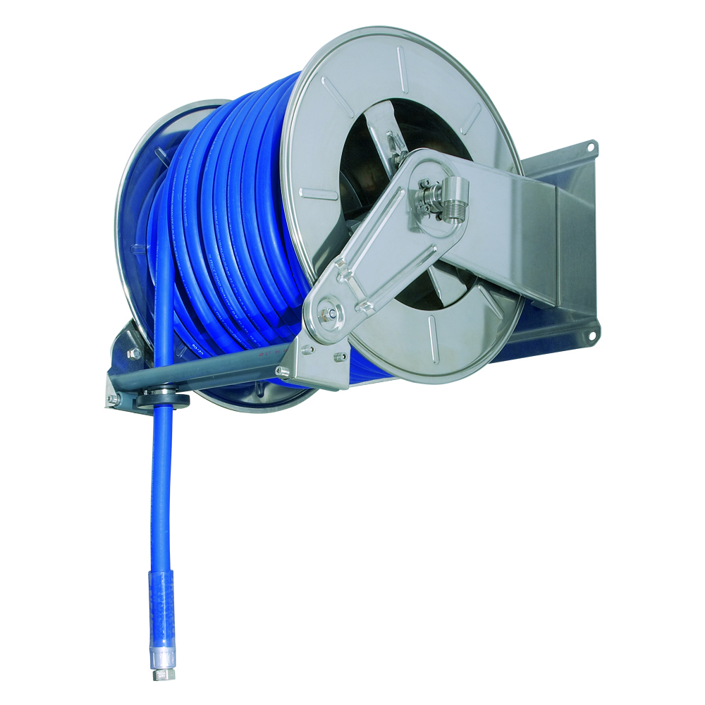 AV6301 - Hose reels for Water - High Flow 0-100 BAR/ 0-1450 PSI