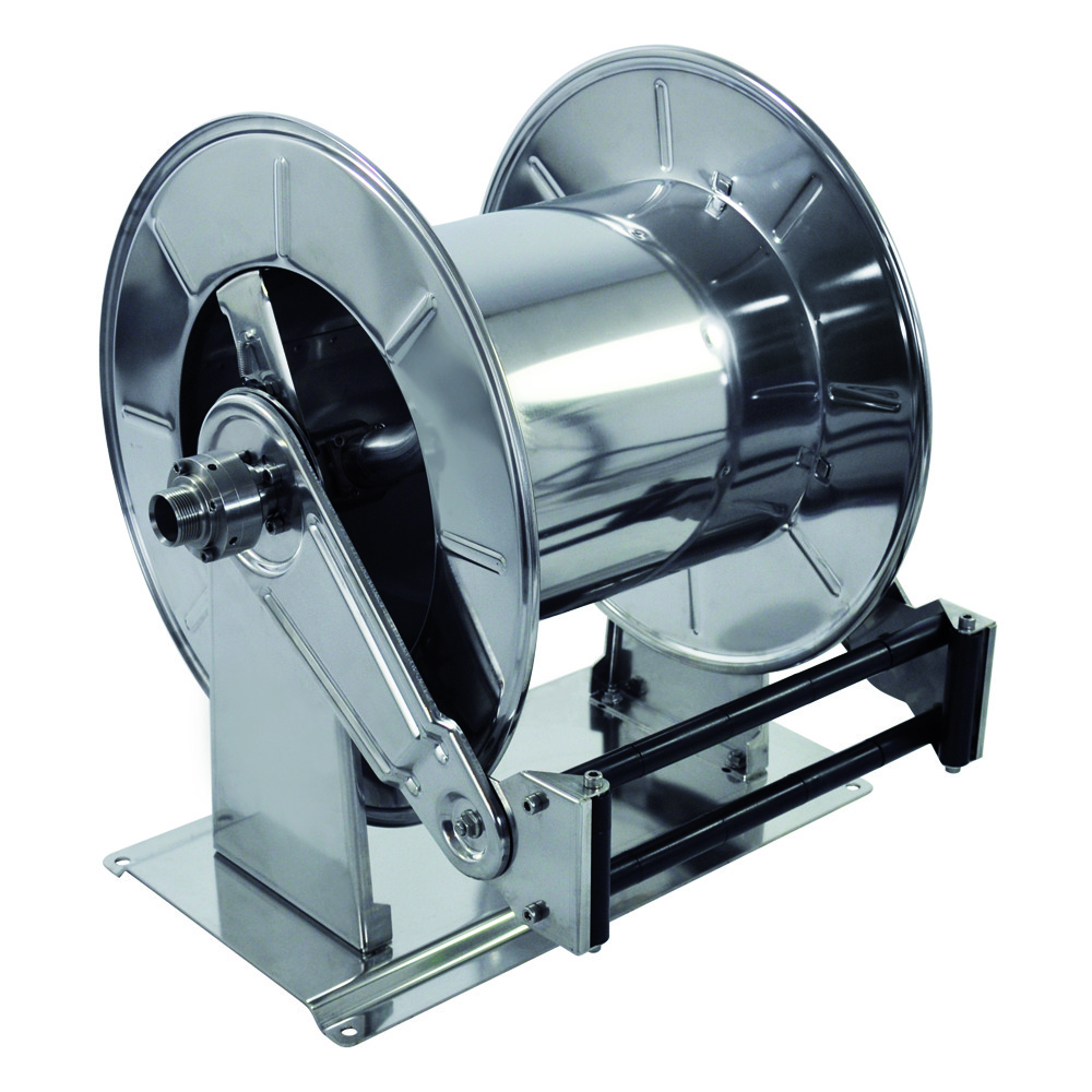 AV6003 - Hose reels for Water - High Flow 0-100 BAR/ 0-1450 PSI