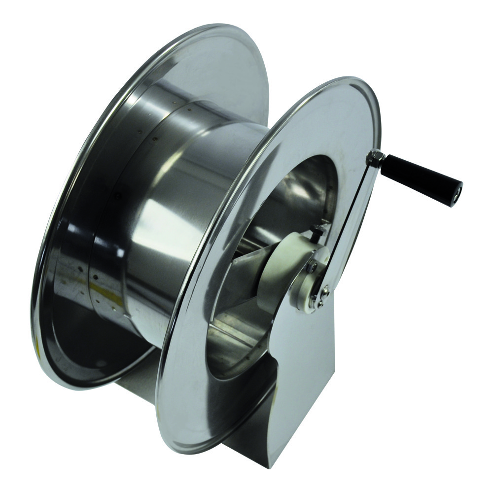 AVM9814 - Hose reels for Water - High Flow 0-100 BAR/ 0-1450 PSI