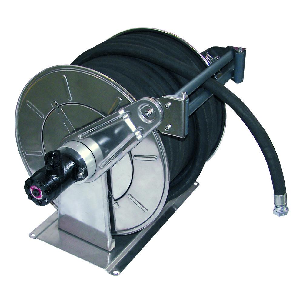 AV6500 - Hydraulic Motor Driven hose reels