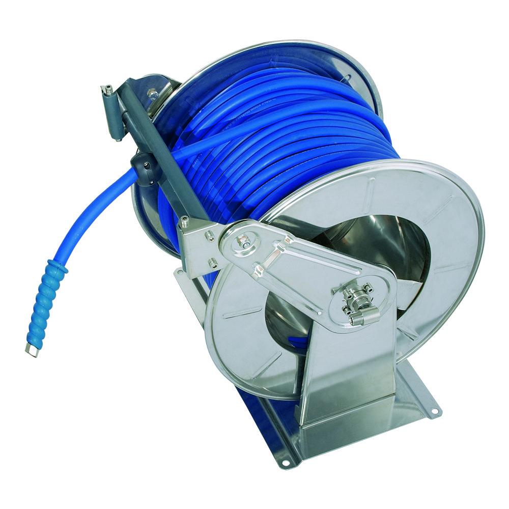 AVEK 0 S - Electric Motor Driven hose reels (12 V - 24 V - 230 V - 400 V)