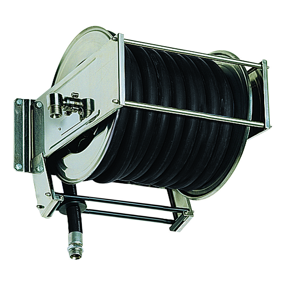 AV5000 GZ - Hose reels for Gasoline - Gas - Aviation Fuel - Explosive Fluids