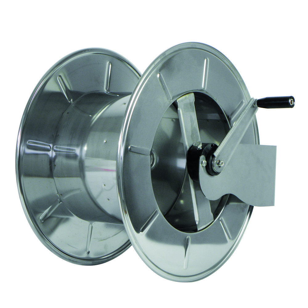 AVM9925 GZ - Hose reels for Gasoline - Gas - Aviation Fuel - Explosive Fluids