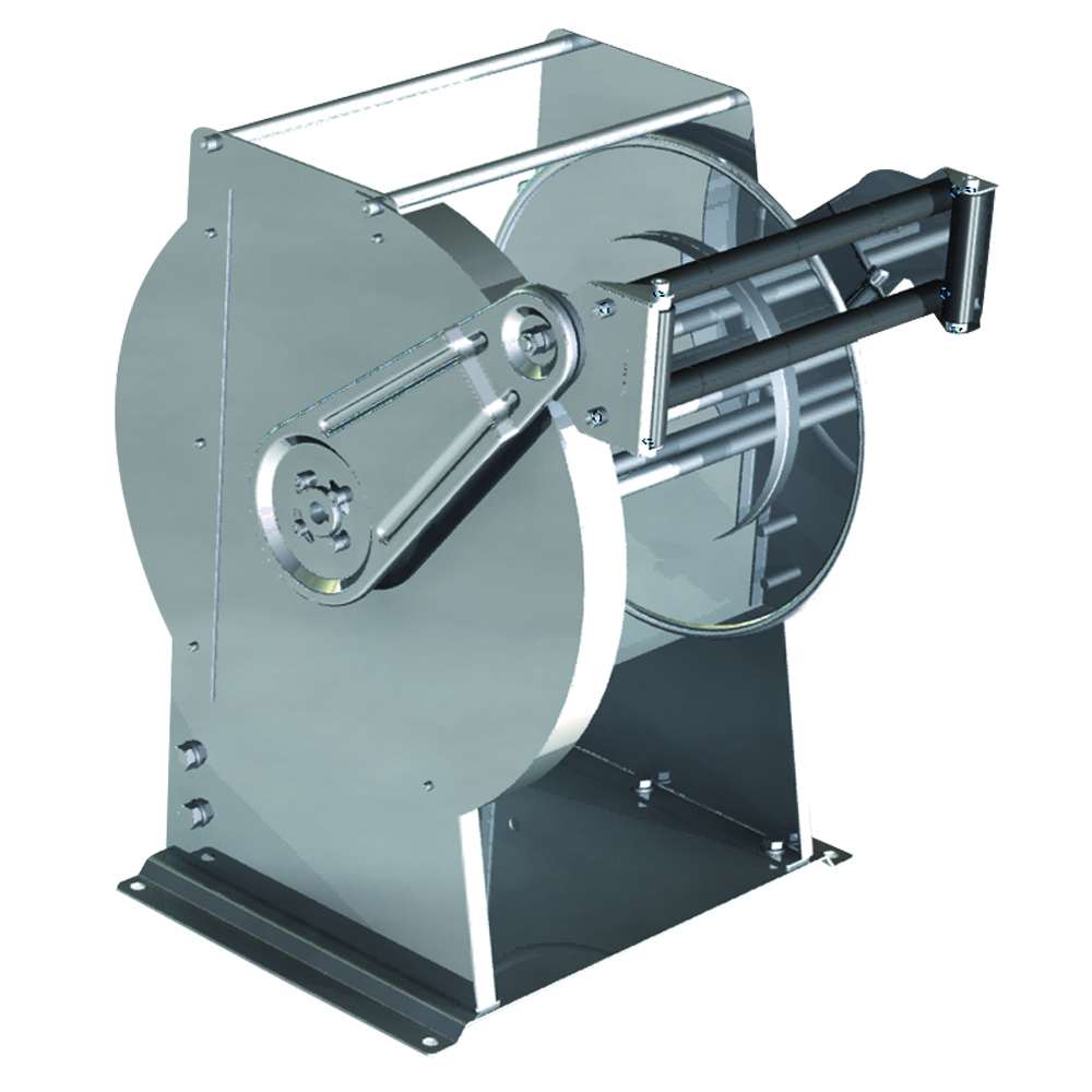 AVEK 5 - Electric Motor Driven hose reels (12 V - 24 V - 230 V - 400 V)