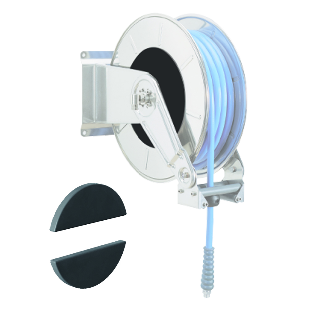 CO-400 - Hose reels for Water -  High Pressure up to 400 BAR/5800 PSI