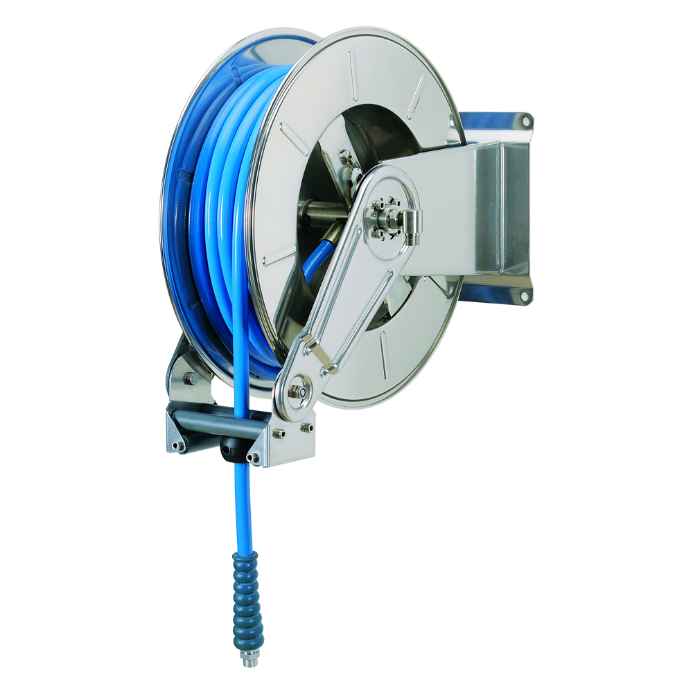 AV3400 600 - Hose reels for Water - High Pressure up to 600 BAR/8700 PSI
