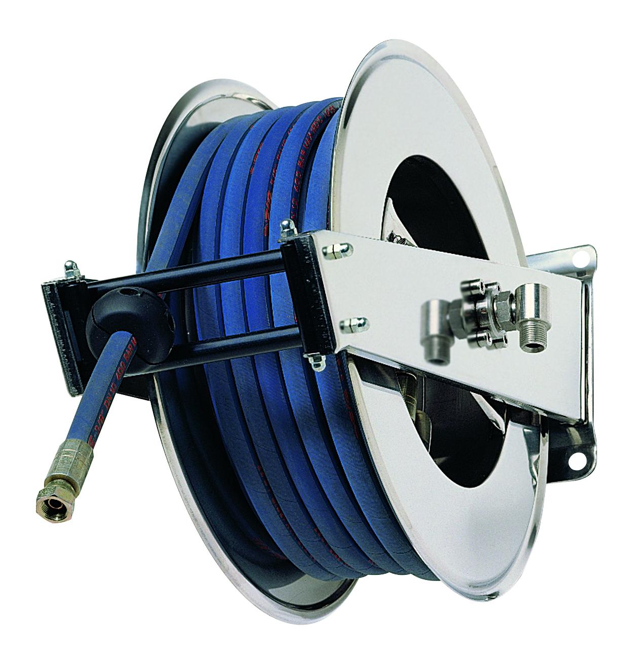 AV2000 - Hose reels Water Standard Pressure 0-200 Bar/0-2900 PSI