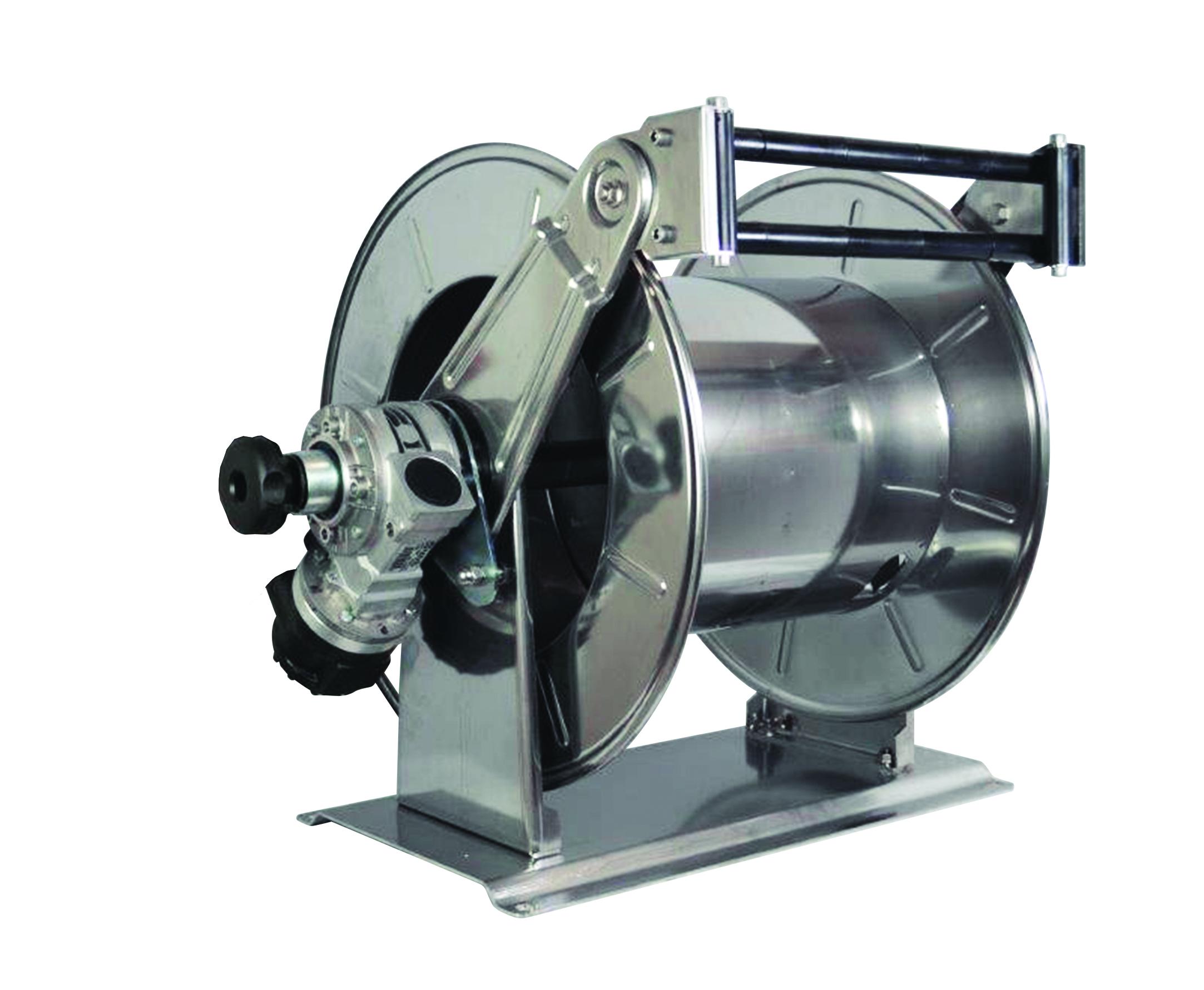 AVPN 2 - Pneumatic Motor Driven hose reels