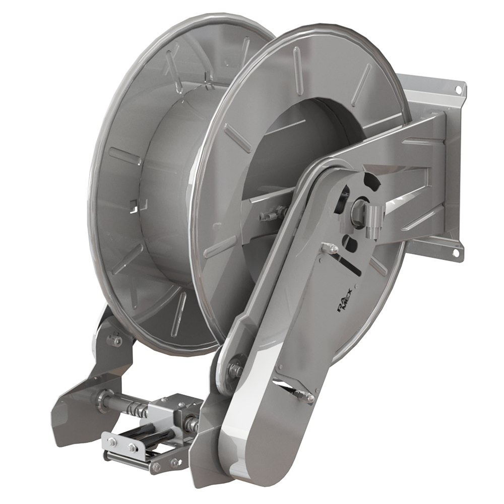 HR3550 HD - Hose reels Water Standard Pressure 0-200 Bar/0-2900 PSI
