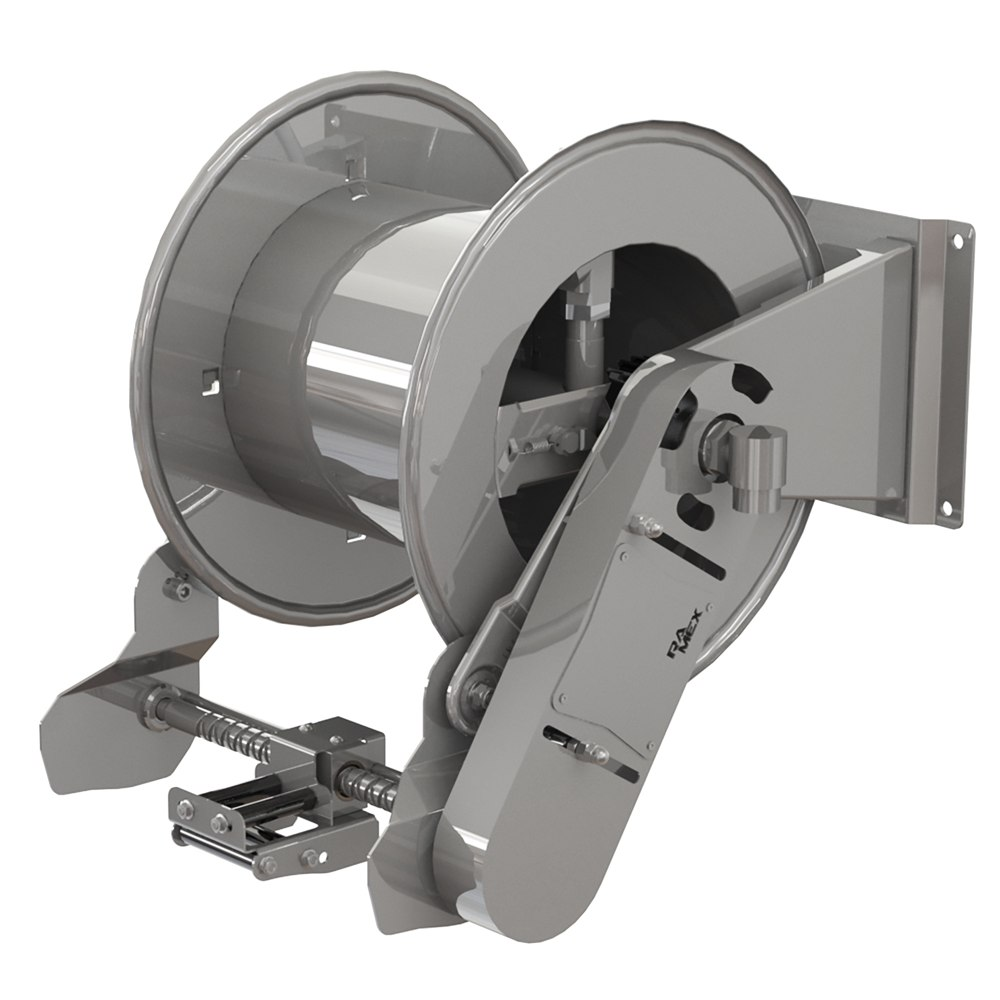 HR1300 HD - Hose reels Water Standard Pressure 0-200 Bar/0-2900 PSI