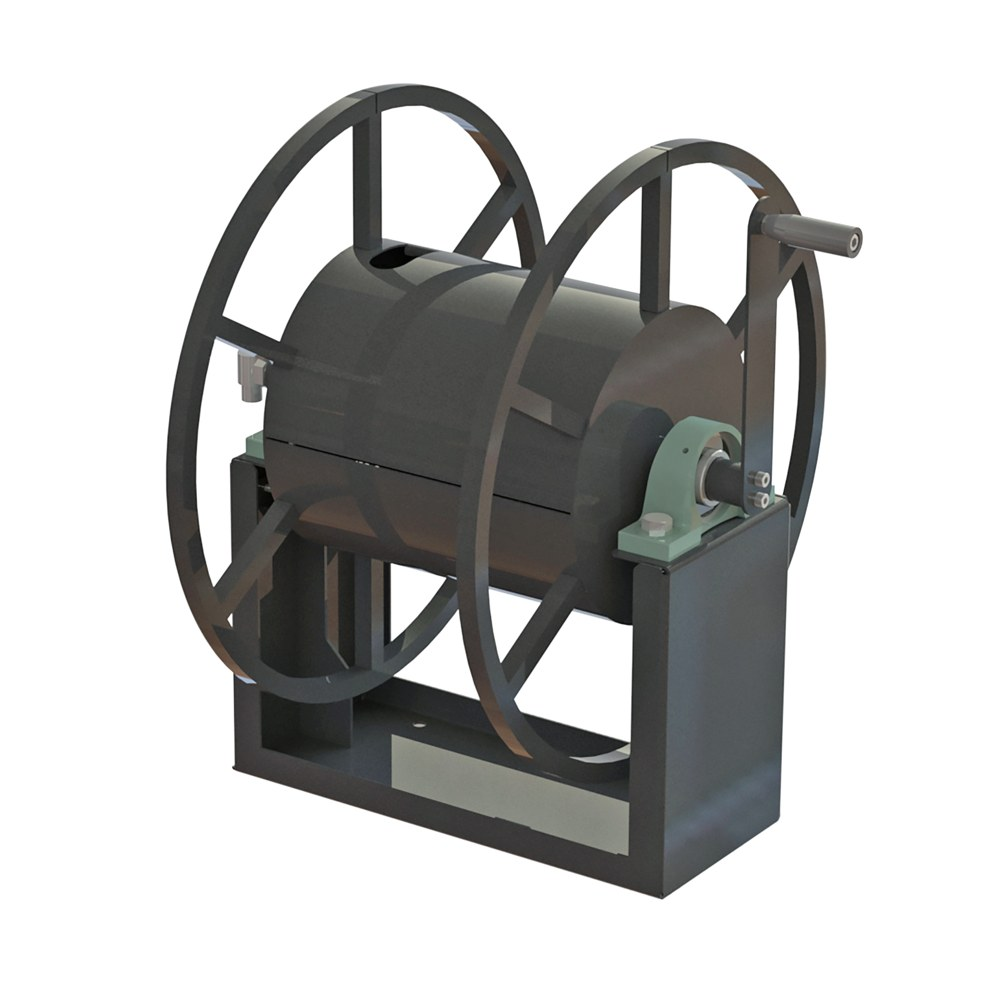 AVM8000 400 - Hose reels for Water -  High Pressure up to 400 BAR/5800 PSI