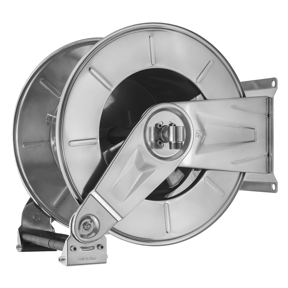 HREK 3500 - Electric Motor Driven hose reels (12 V - 24 V - 230 V - 400 V)